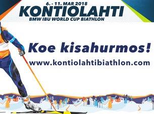 BMW IBU World Cup Biathlon