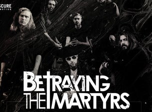BETRAYING THE MARTYRS + UNDERSIDE + SHREZZERS