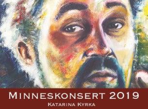Cornelis Minneskonsert