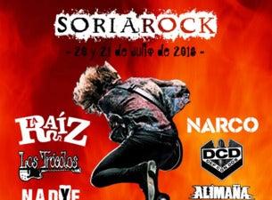 Soria Rock 18