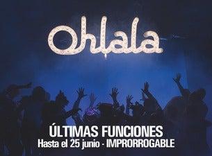 Ohlala - Sexy - Crazy - Artistic tickets