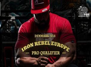 Iron Rebel Europe Pro Qualifier