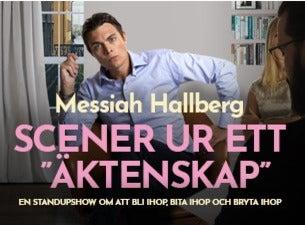 Messiah Hallberg