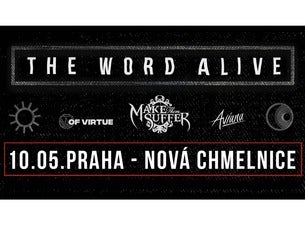 The Word Alive, Make Them Suffer, Of Virtue, Aviana