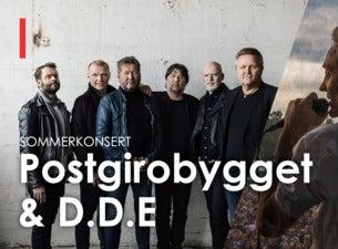Postgirobygget og DDE – Sommerkonsert på Tårnet Live