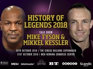 History of Legends