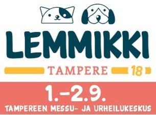 Lemmikki Tampere 18 -messut