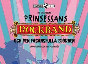 Prinsessans Rockband och Den fasansfulla björnen
