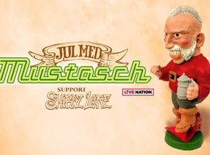 JUL MED MUSTASCH