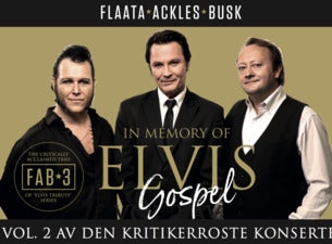 In Memory of Elvis Gospel
