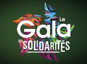 Gala des Solidarités