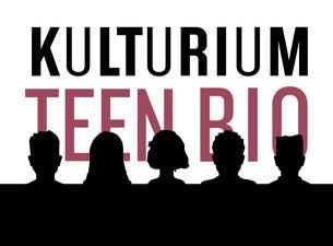Kulturium Teen Bio