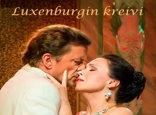 Luxemburgin Kreivi-operetti