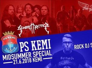 PS Kemi Midsummer Special: SONATA ARCTICA