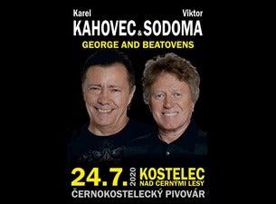 Karel Kahovec + Viktor Sodoma & George and Beatovens