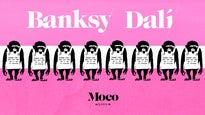 BANKSY & SALVADOR DALI EXHIBITION