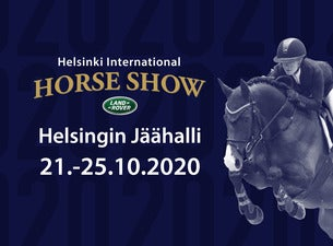 HELSINKI INTERNATIONAL HORSE SHOW