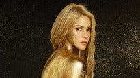 Shakira - Gold Hot Ticket