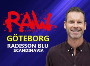 RAW comedy brunch Göteborg
