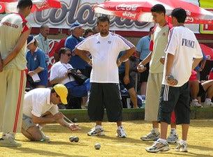 Mediterranean Games - Bowls