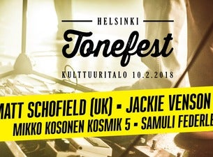 Helsinki Tonefest 2018