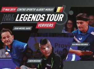 Table Tennis Legends Tour
