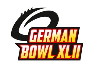German Bowl XLII - American Football