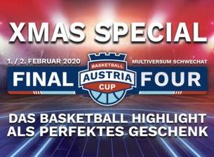 Basketball Austria Cup Final Four