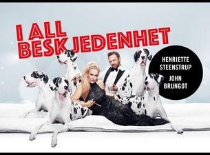 Steenstrup & Brungot – I ALL BESKJEDENHET