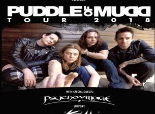 Puddle of Mudd Tickets | 2019-20 Tour & Concert Information
