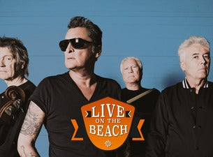 Live On the Beach Golden Earring