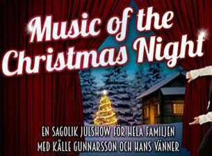 Music of the christmas night