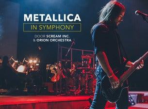 Metallica in Symphony
