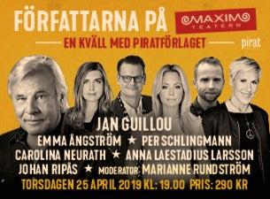 Författarna på Maxim