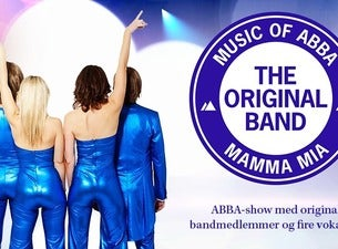 The ORIGINAL BAND – MUSIC OF ABBA & MAMMA MIA