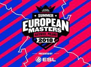 2018 Summer European Masters