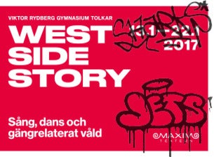 West Side Story Maximteatern