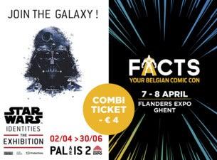 Star Wars Identities & FACTS : Combi Tickets