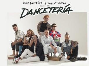 Miss Caffeina y Varry Brava presentan: Dancetería