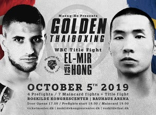 GOLDEN THAIBOXING