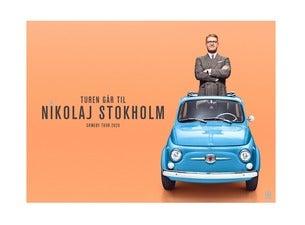 Nikolaj Stokholm - Turen gaar til