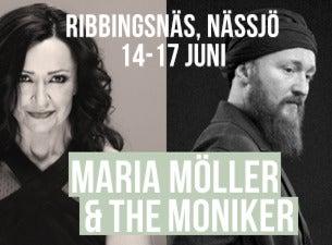 Maria Möller & The Moniker i Ribbingsnäs Ladugård
