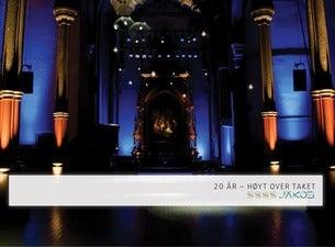 Høyt over taket: Kulturkirken Jakob 20 år