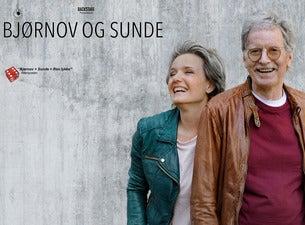 Ingrid Bjørnov og Øystein Sunde
