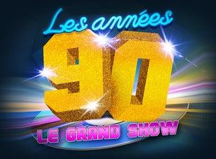 Les Années 90 à Liège
