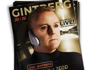 Gintberg 20 i 20