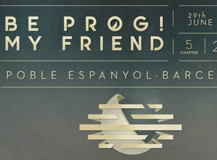 Be Prog My Friend Festival 2018