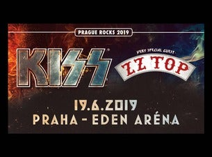 Prague Rocks 2019: KISS - ZZ TOP