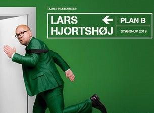 Lars Hjortshøj – Plan B