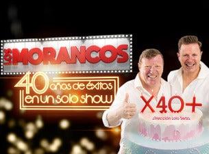 Los Morancos X 40